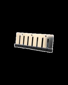 Piano Wiper E/C (without Piano-bracket)