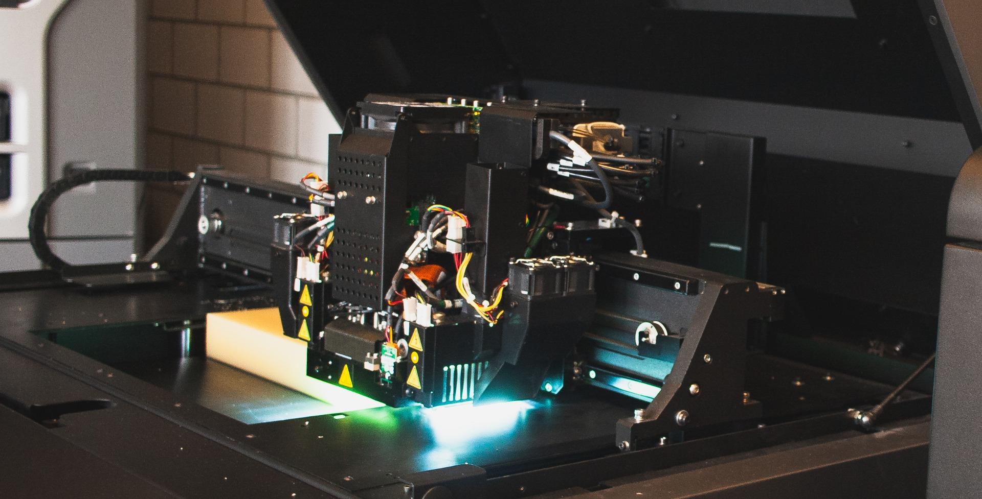 Stratasys printer print head