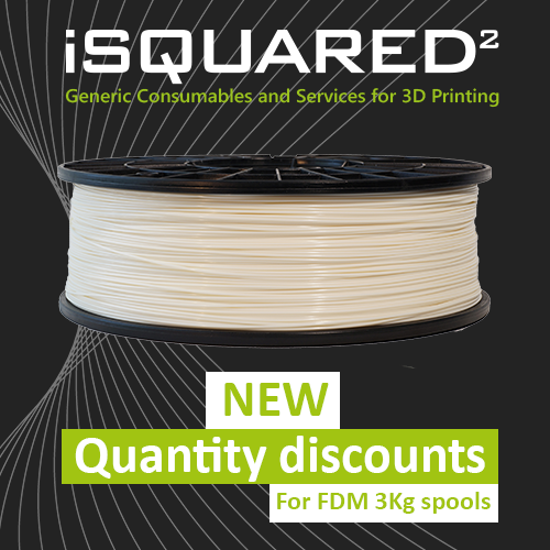 iSQUARED 3Kg spools - Save upt to 50%