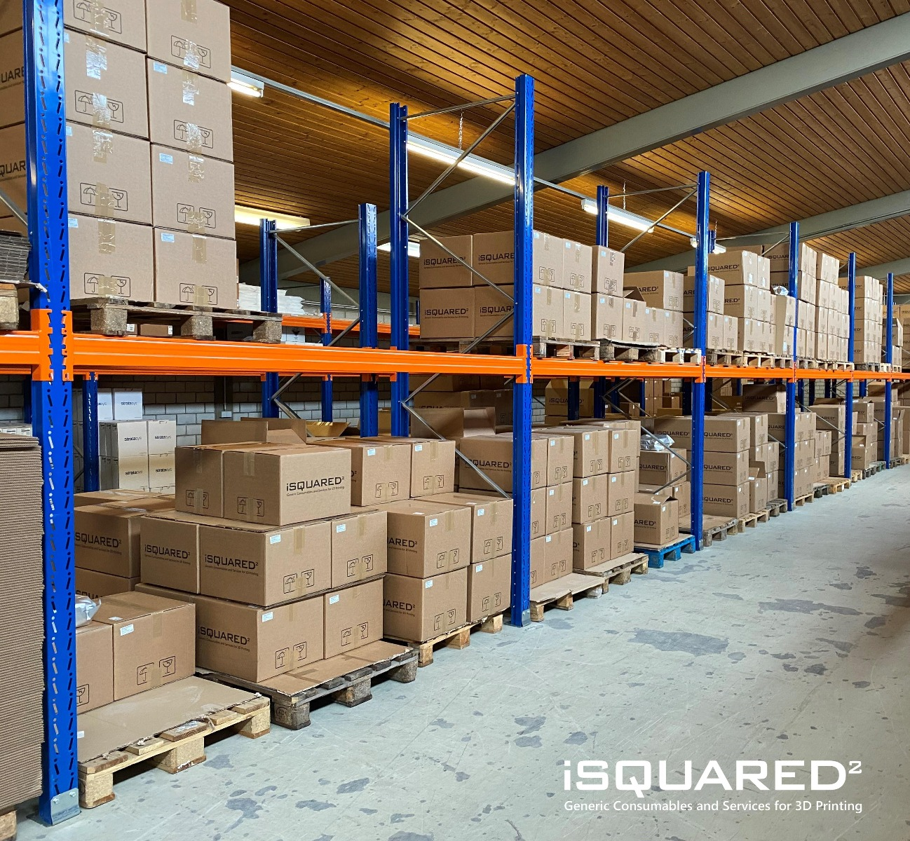 iSQUARED warehouse Konstanz