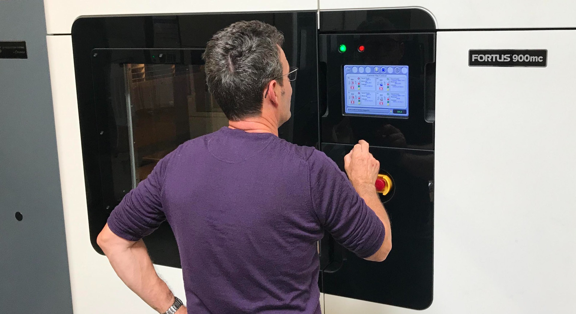 Stratasys 3D printer service and support